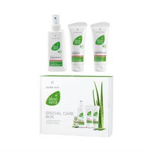 Aloe Vera Box за спешна грижа за кожата