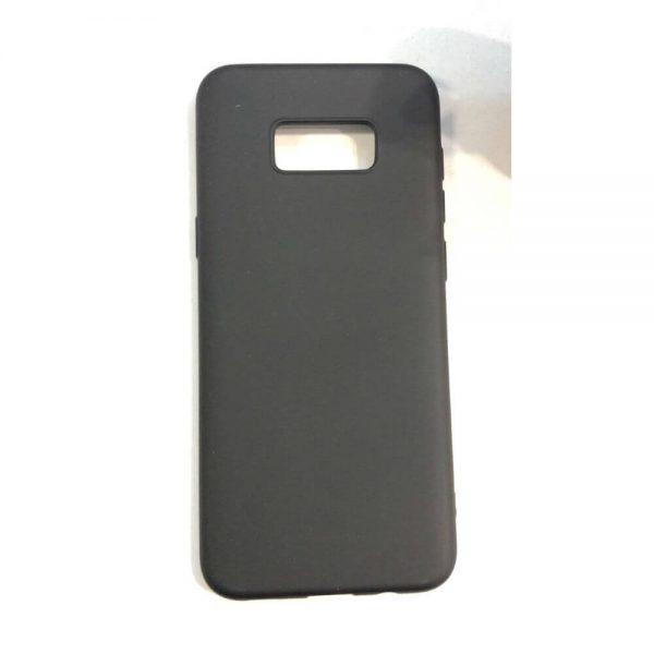 Черен калъф за Samsung Galaxy S8 Plus
