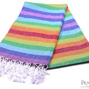 Шарена памучна кърпа